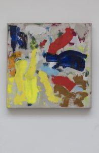o.T., 60 x 60 cm, 2017